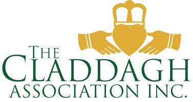 This is a picture of the Claddagh Association Inc. logo