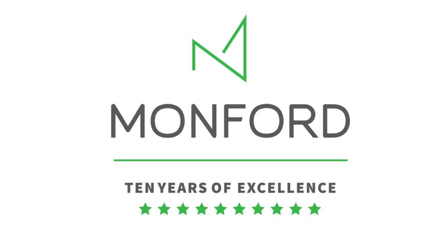 monford 10 years of excellence
