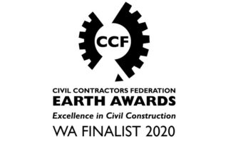 earth awards finalist civil construction